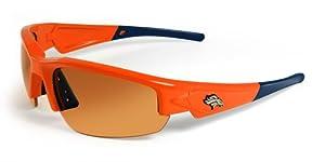 NFL Denver Broncos Dynasty Sunglasses with Bag by Maxx