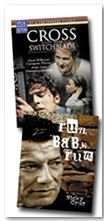 The Story Of Nicky Cruz Collection: Cross And The Switchblade And Run Baby Run - Set Of Two Dvds