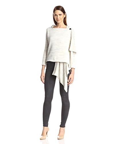 Natalia Romano Women's Jocelyn Wrap Sweater