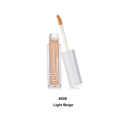 e.l.f. Essential Tone Correcting Concealer Light Beige