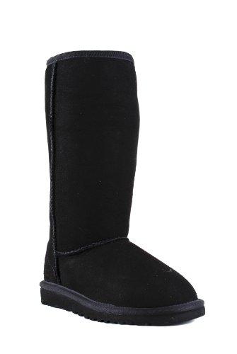 UGG Australia Kids Classic Tall Boots - Black