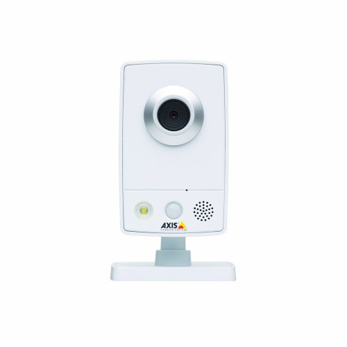 Axis M1031-W Network Camera Small Size Indoor Network Camera