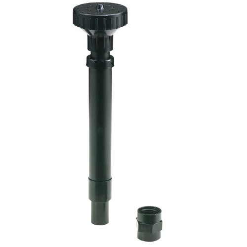 Little Giant 566267 3 Tier Fountain Head Nozzle Kit With Telescope, Black