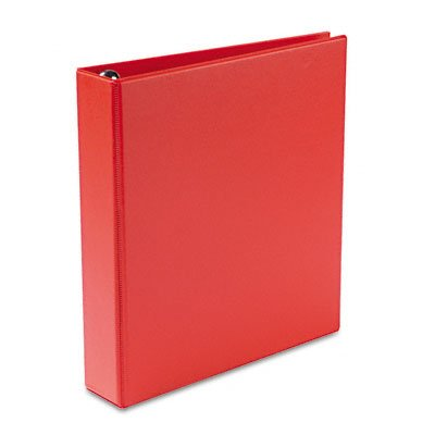 Heavy-duty vinyl ezd ring reference binder, 1-1/2 capacity, red - Buy Heavy-duty vinyl ezd ring reference binder, 1-1/2 capacity, red - Purchase Heavy-duty vinyl ezd ring reference binder, 1-1/2 capacity, red (Avery, Office Products, Categories, Office & School Supplies, Binders & Binding Systems, Binders, Ring Binders, Reference Ring Binders)