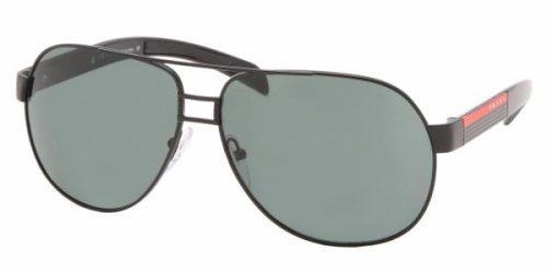 prada Prada SPS57H Sunglasses Color 1BO3O1