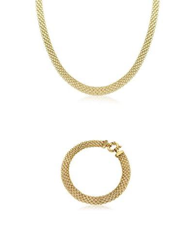 Carissima Gold Set collana e braccialetto