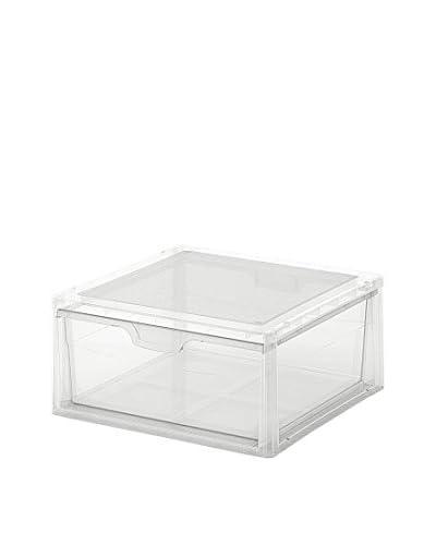 KIS Set 3 Cajas Spider 3 Trasparente