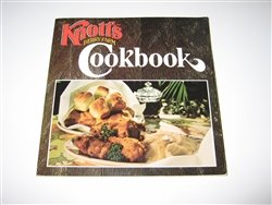 Knott's Berry Farm Cookbook, Sikking