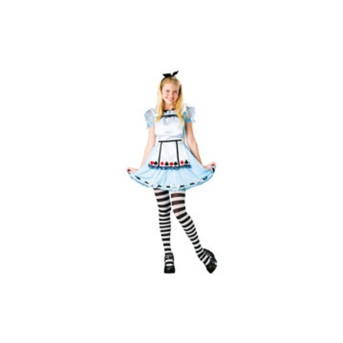 Alice Wicked Innocence Child Costume Size 12-14 Tween