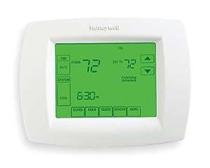 Honeywell TH8320R1003 Honeywell VisionPro Heat/Cool Digital Thermostat ...