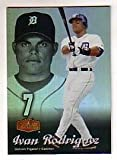 2006 Flair Showcase #48 Ivan Rodriguez UD Near Mint/Mint