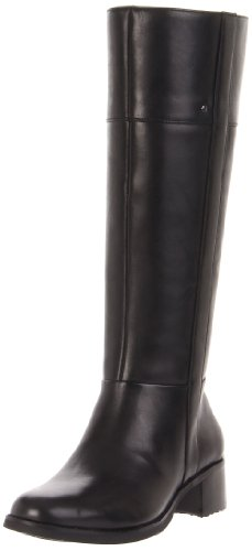 Rockport Women's Addison Riding Boot Black K58571