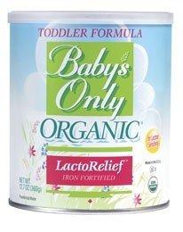 Toddler Form, Organic, Lac Free, 12.7 Oz ( Value Bulk Multi-Pack)