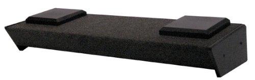 "R/T Dual 10"" Gm Crew Cab/2Nd Row Suv '00-'08 Sealed Speaker Box"
