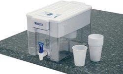 Brita Optimax Cool Memo Water Filter Large for Fridge Shelf or Counter