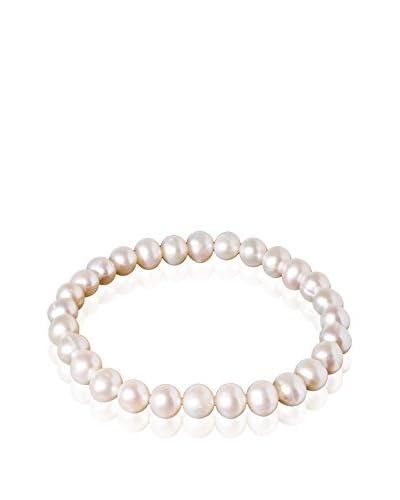 Ana Pearls Pulsera  Blanco