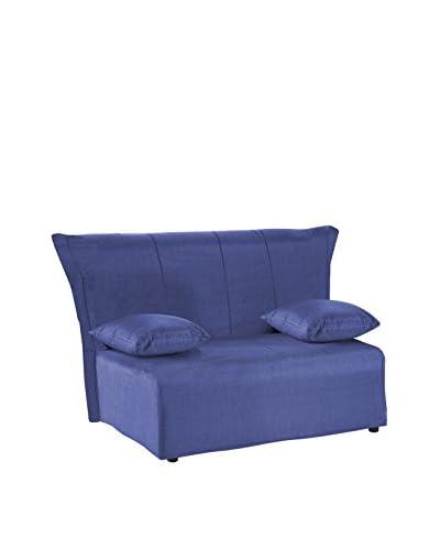 13CASA Sofá Cama Cedro 1011 Azul