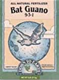 Down To Earth 100% Natural Bat Guano 9-3-1 Fertilizer - 2 lb 07886