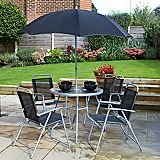 MILTON 6 PIECE GARDEN SET