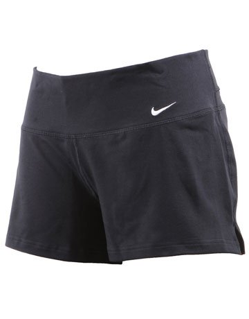 Nike Regular Cotton Shorts Ladies