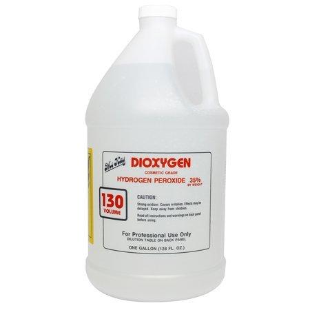 Ms Kay DIOXYGEN Liquid Developer 35% 130 Volume - 1 Gallon by Ms Kay (Liquid Developer compare prices)