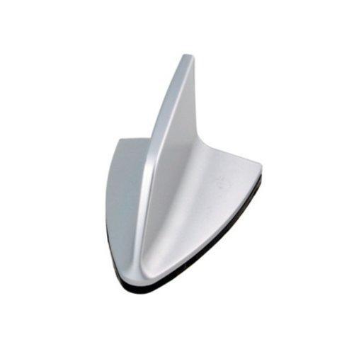 Akhan-ANTS289-Dachantenne-Haifisch-Hai-Antenne-Shark-Haiflosse-in-Silber