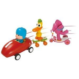 Pocoyo Vehicle Set Toy
