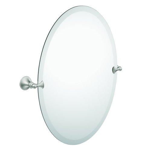 Moen DN2692BN Glenshire Oval Tilting Mirror (Brushed Nickel)
