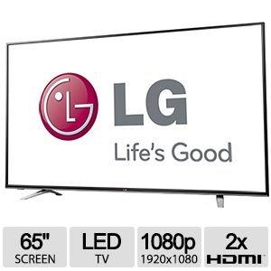 Lg Electronics 65Lb5200 65-Inch 1080P 120Hz Led Tv