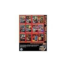 Movies & Television Shows Kung Fu / Martial Arts Dvds, Box 11 (pack Of 120) Pack of 120 pcs