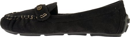thumbnails of Annie Women's Driven,Black Suede PU,US 6 M