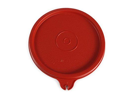 TUPPERWARE flexibler Deckel für Turbo Chef Multi boy girl rot