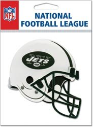 NFL TEAM HELMET 3D Stickers NEW YORK JETS - DISCONTINUED ITEM - For Scrapbooking, Card Making & Craft Projects at Amazon.com