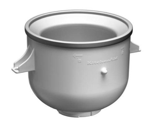 Kitchenaid - 5KICAOWH - Bol Sorbetiere Kitchenaid 1.9L