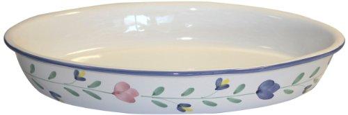 Caleca Giardino Medium Oval Baking Dish