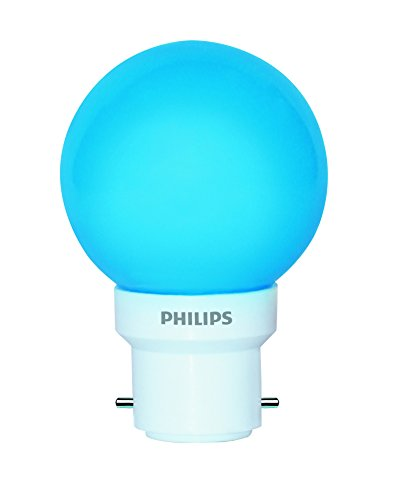0.5W Decomini B22 LED Bulb (Blue)