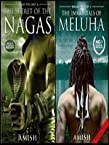 The Secret Of The Nagas & The Immortals Of Meluha (set Of 2 Books)