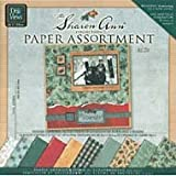Sharon Ann Paper Pack - Pine
