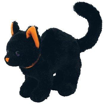 Ty Beanie Babies - Scaredy Cat 2.0 Black