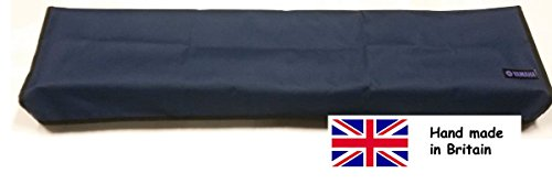 yamaha p105. deluxe digital piano dust cover dark blue for yamaha p45 p34 p115 p105