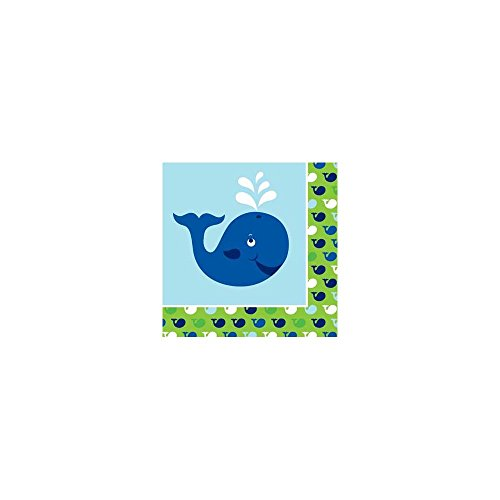 Ocean Preppy Boy Lunch Napkins, 3-Ply