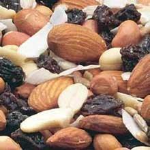Azar Roasted Trail Mix - 2 lb. bag, 3 per case (Azar Nut Company compare prices)