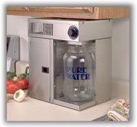 Mini-Classic II Stainless Steel Steam Distiller - Pure Water
