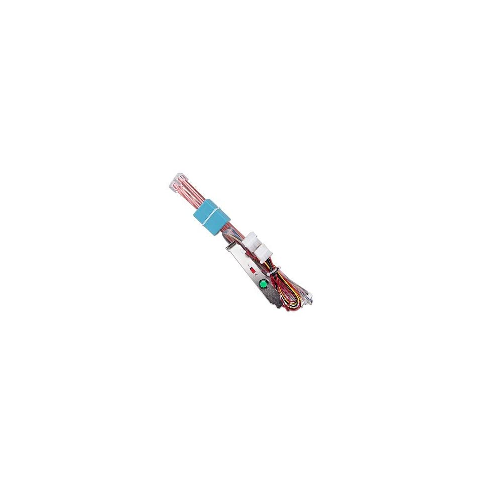 Logisys LDKMTRD2 12 Dual Cold Cathode Meteor Light Kit  Red