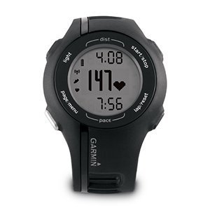 Garmin Forerunner 210 GPS-Enabled Sport Watch with Heart Rate Monitor and Foot Pod