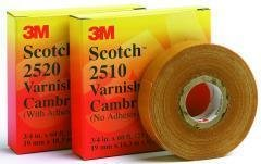 "Scotch Electrical Insulating Varnished Cambric Tape 2510, 36"" Width, 25 Foot Length (Pack of 1)"