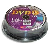 "10 Pack 8cm/3"" Inch Mini DVD-R Disc Disk for SONY HANDYCAM CAMCORDER DCR-DVD201"