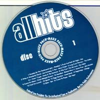 Karaoke All Hits Super Pack - 26 CD+G Discs - 395 Songs from ALL HITS