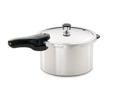 Presto 8-Quart Aluminum Pressure Cooker by Presto