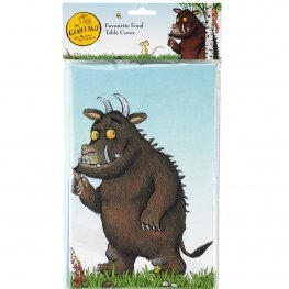 The Gruffalo Party Paper Tablecover 180cm x 120cm